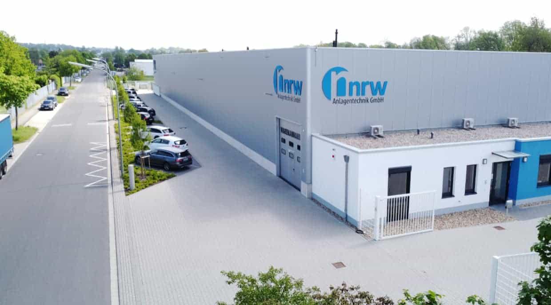 nrw plant technology buildings