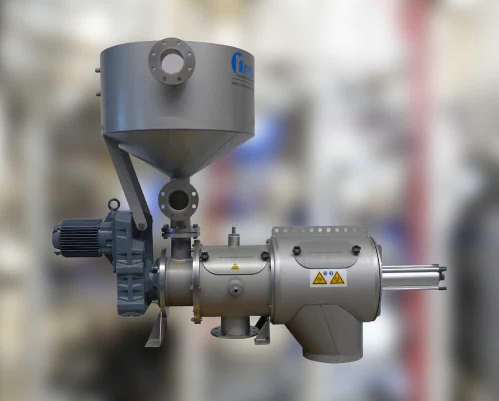 Screw separator ASF400